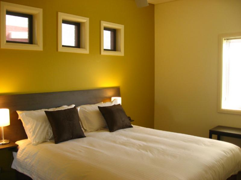 Bedroom - Portman House Serviced Apartments