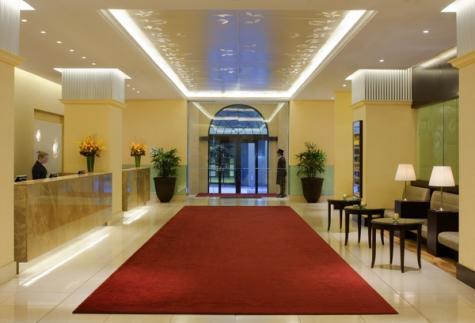 Lobby - Radisson Blu Hotel Sydney